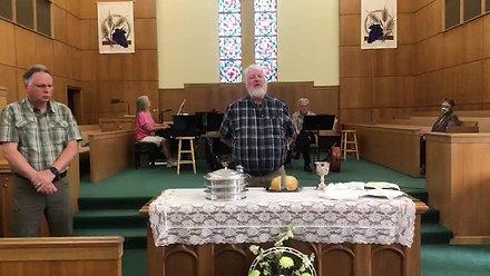 Sunday Worship 08/01/21