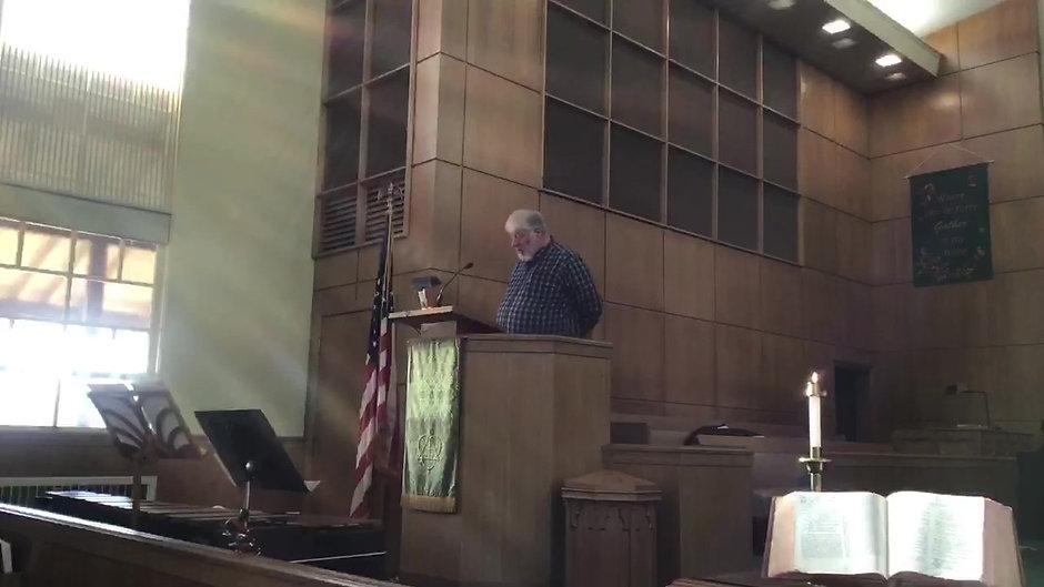 Sunday Worship 10/10/21