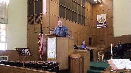 Sunday Worship 05/02/21