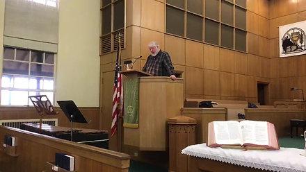 Sunday Worship 10/17/2021