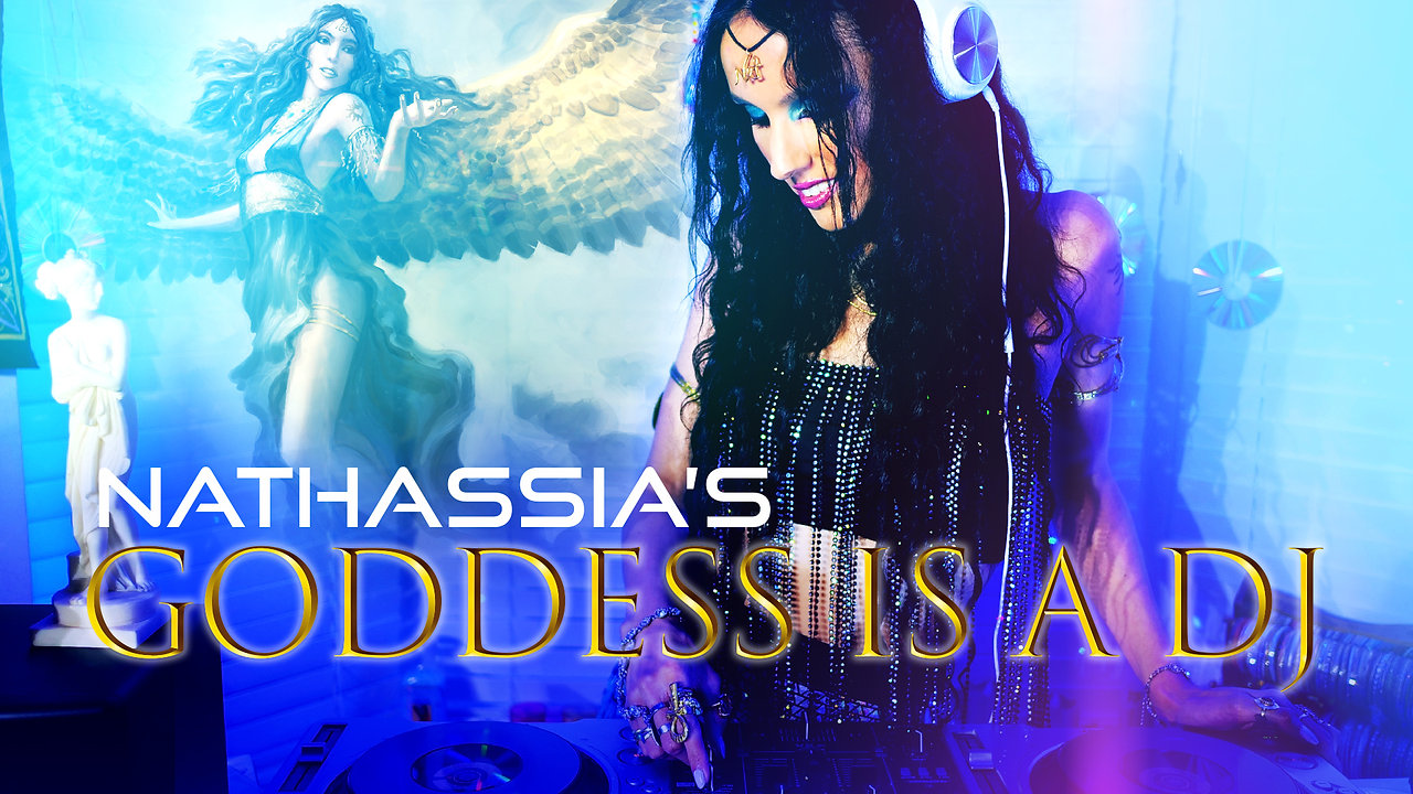NATHASSIA'S Goddess Is A DJ Live 004 (Lockdown Teaser)