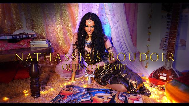 Nathassia's Boudoir Ep3 Queen of Egypt