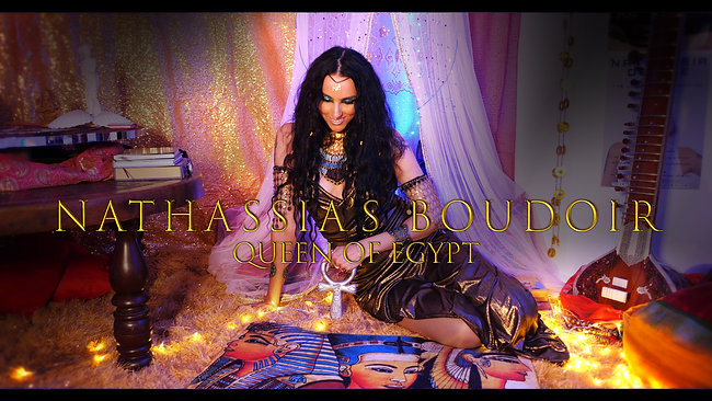 Nathassia's Boudoir Ep3 Queen of Egypt