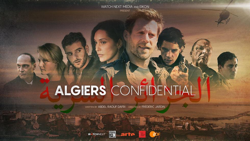 ALGIERS CONFIDENTIAL