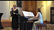 Tina Chester sings Bizet's 'Habanera' and Puccini's 'O Mio Babbino Caro'