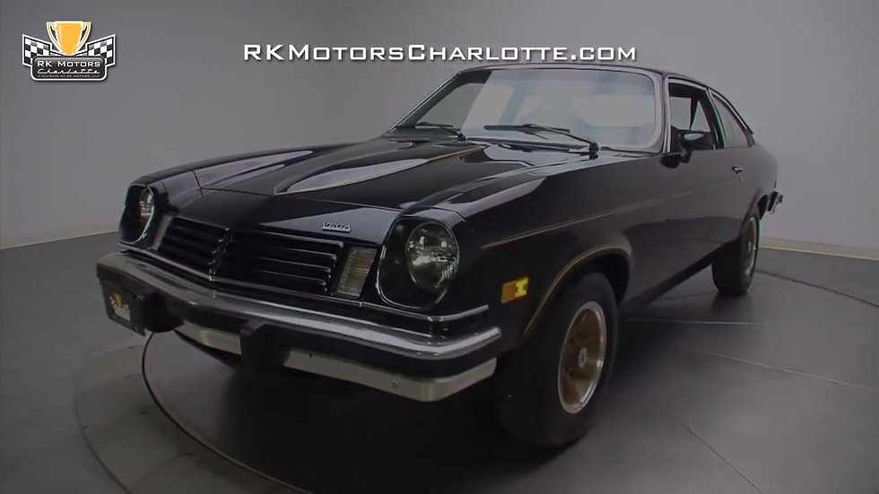 Detailed Description And History Of A Cosworth Vega