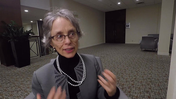 Dianne Saxe, former Environment Commissioner for Ontario
