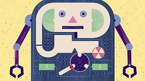 Robot Pinball