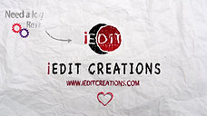 iEDIT CREATIONS Promo