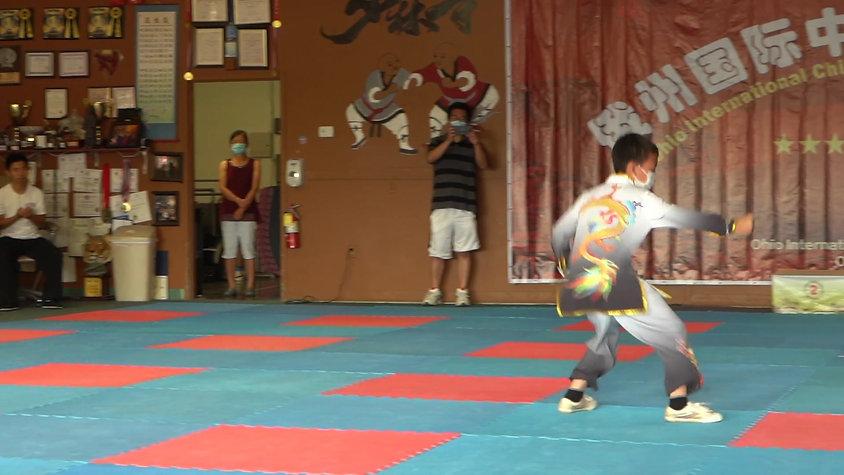 Kids first tournament!
