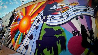 Vinnie's Mural
