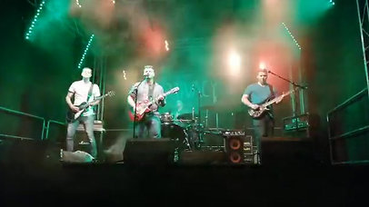 Memories - Live @ Hüttenmarkt Rockbattle