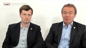 Teaching Law in Time of Crisis  | Professor Rostam J. Neuwirth & Professor Alexandr Svetlicinii