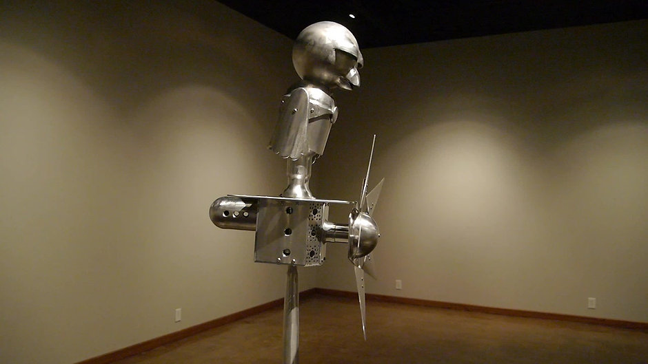Kinetic Sculpture Video ・作品映像