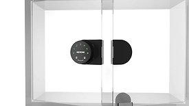 KERONG glass cabinet lock-S64G1
