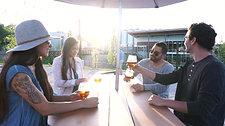 D.A. //  Asheville & Cervezas