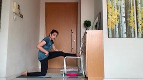 Chair Yoga with Rashi