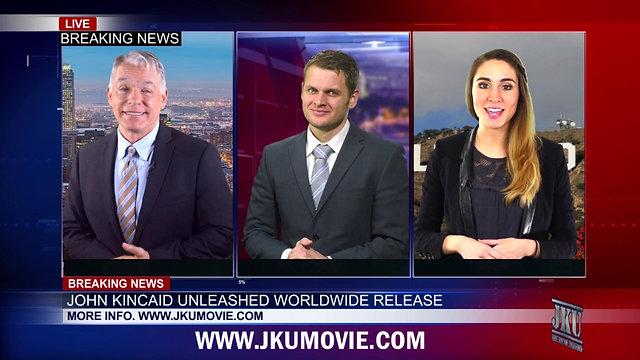 JOHN KINCAID UNLEASHED BREAKING NEWS