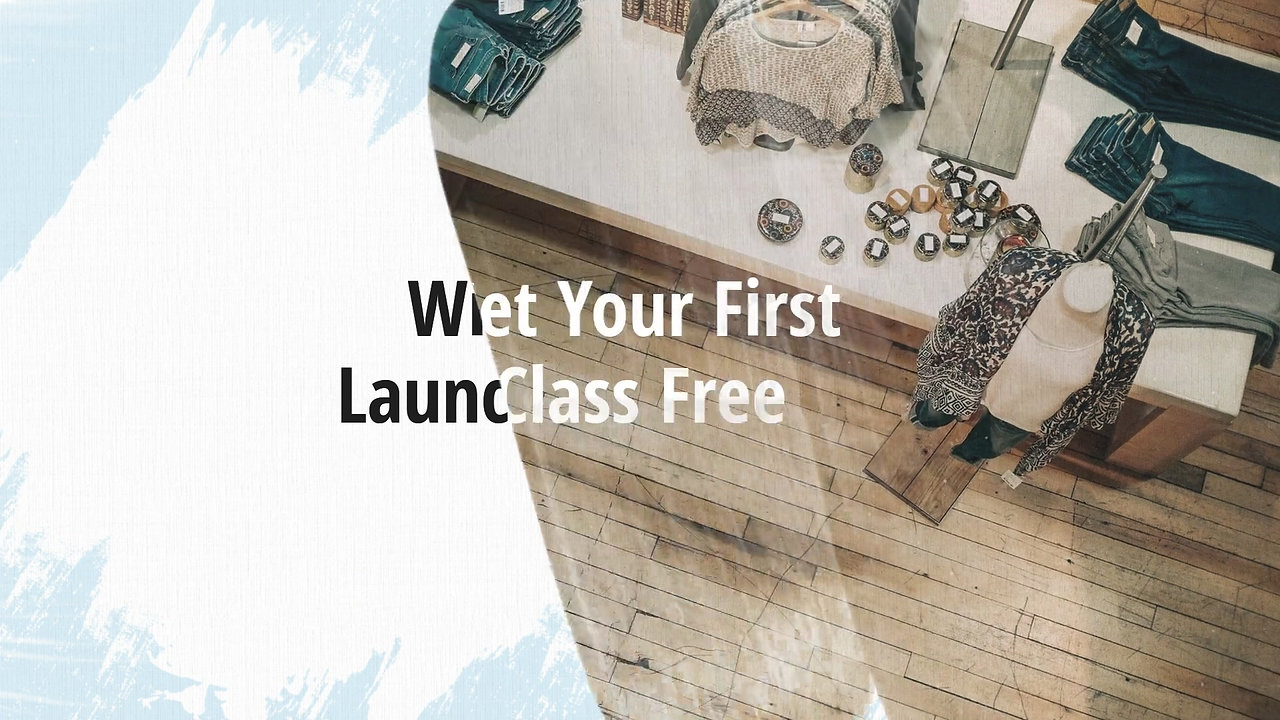 PROMO - The Brand Launch Master Class