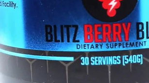 Catalyft- Blitz Berry Blast