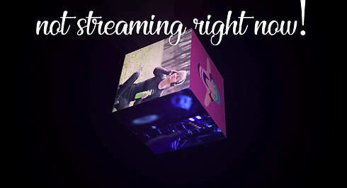 not streaming
