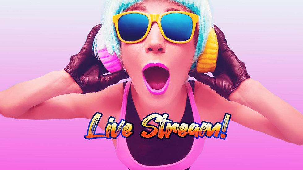 Qube Radio Live Stream!