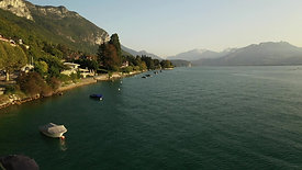 4 Saison, en 24 heures - sur Lac d'Annecy