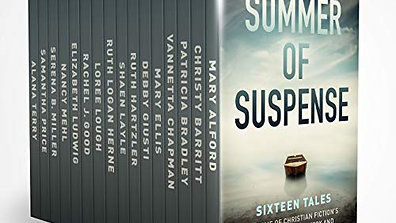 Summer of Suspense ONSALE - Square