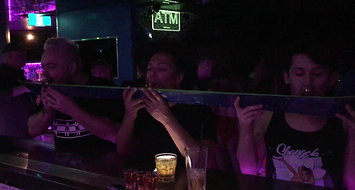 Shot Ski with Shangela