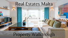 Property Walkthrough Video (Malta