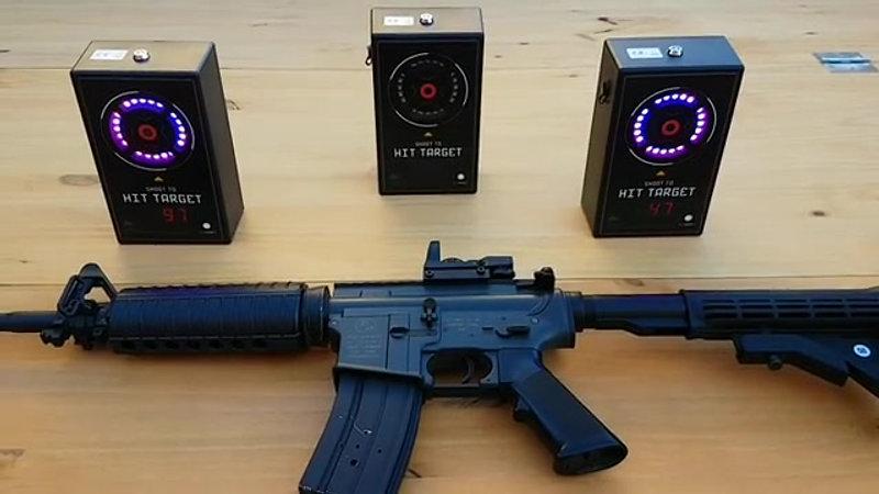 Modules de parcours de tir Laser