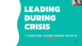 Leading During Crisis Replay