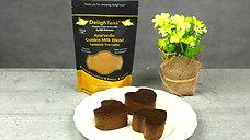 Golden Chocolate Herats