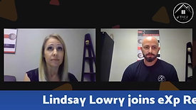 Lindsay Lowry - Top Producer explains how eXp aligned with her business plan