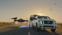 Nissan/The Last Jedi: The Choice