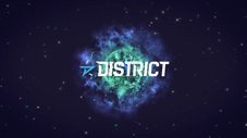 District Race  - Edit and animation