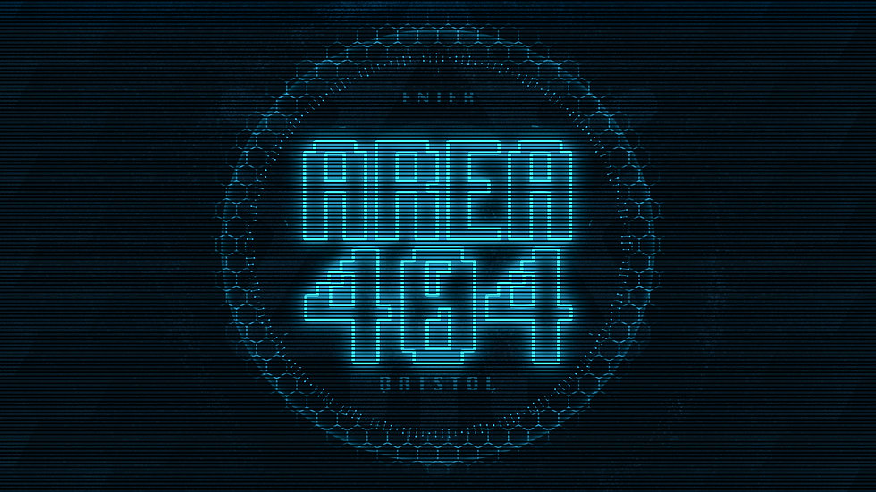 Area 404 Website Video