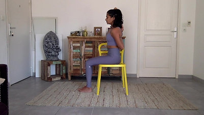 Chair Yoga 4
