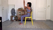 Chair Yoga 3