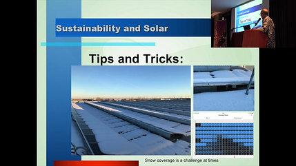 Sustainability & Solar (2018)