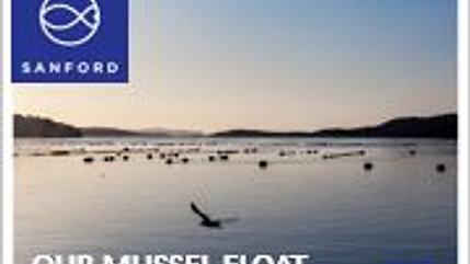 Aquaculture: A mussel float story - (2018)