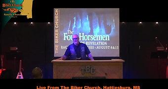 The Four Horsemen - Racing the Horses 2