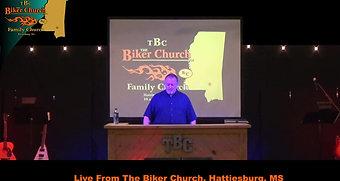 Pastor Mike Jackson