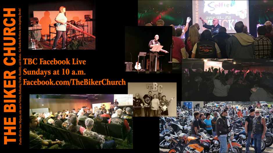 The Biker Church Hattiesburg