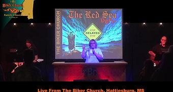 The Red Sea: Delay
