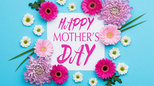 Mother' Day Message
