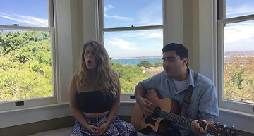 Restless by The Lone Bellow. Covered by Max & Bronwyn.