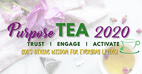Purpose TEA 2020 REPLAY
