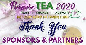Purpose TEA 2020 Sponsor Promo