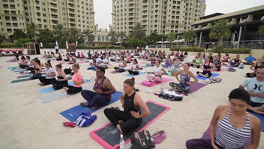 My Yoga Rocks Event Highlight